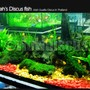 "50 gallons freshwater fish tank (mostly fish and non-living decorations) - My happy wonderful tank, I put 2.5"" and 3"" discus in the tank and seem they are happier than living at farm :) i'm invite you all to visit the discus fish at my farm too, anyway please comment my tank"